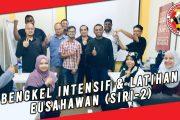 BENGKEL INTENSIF & LATIHAN EUSAHAWAN (SIRI-2)