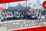 COUNTDOWN 100 HARI GERAKAN KOPERASI DI MALAYSIA