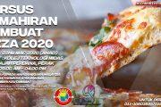 JOM DAFTAR KURSUS KEMAHIRAN MEMBUAT PIZZA