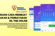 PANDUAN CARA SEMAK BIL TNB ONLINE MELALUI myTNB APP