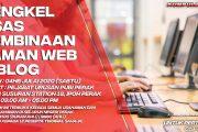 JOM DAFTAR BENGKEL ASAS PEMBINAAN LAMAN WEB & BLOG