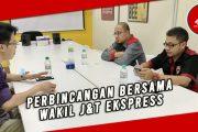 PERBINCANGAN BERSAMA WAKIL J&T EKSPRESS