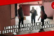 LAWATAN TAPAK PREMIS PCP J&T EKSPRESS (PRK413) SELIAN KOPUBI