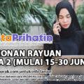 PERMOHONAN RAYUAN BPR FASA 2 (MULAI 15-30 JUN 2021)