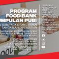 KUMPULAN PUBI LANCAR PROGRAM FOOD BANK UNTUK MEMBANTU MASYARAKAT SETEMPAT
