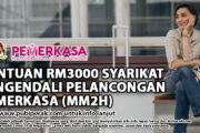 BANTUAN RM3000 SYARIKAT PENGENDALI PELANCONGAN PEMERKASA (MM2H)