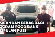 SUMBANGAN BERAS BAGI PROGRAM FOOD BANK KUMPULAN PUBI